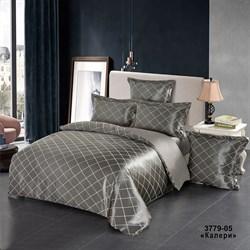 Комплект постельного белья евро Версаль 4 нав. рис.3779-05 Калери