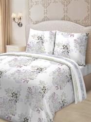 Комплект постельного белья евро Для SNOFF сатин Шейби