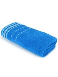 Махровые полотенца Камертон 50* 90 син