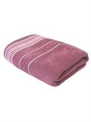 Махровые полотенца Камертон  50* 90 роз