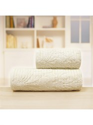 Махровое полотенце Корсо 33* 70 крем