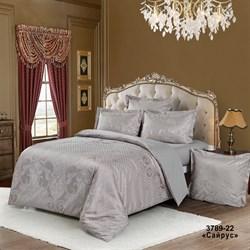 Комплект постельного белья семейный Версаль Сайрус