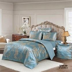 Комплект постельного белья евро Версаль Грейс