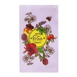Махровые полот ВТ Кухня Чай м1158_02 S 30* 50 роз