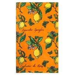 Махровые полот ВТ Кухня Лимоны м1167_13 S  30* 50 оранж