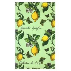 Махровые полот ВТ Кухня Лимоны м1167_03 S  30* 50 зел