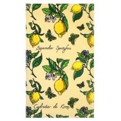 Махровые полот ВТ Кухня Лимоны м1167_05 S  30* 50 беж