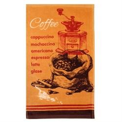 Махровые полот ВТ Кухня Кофе м1168_07 S  30* 50 кор