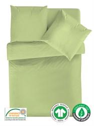 КПБ евро Organic перкаль м251.14.06 рис.4599-1 Фисташковый десерт