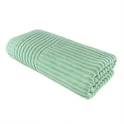 Махровое полотенце СТ Аттика м5016_03 M  45* 90 зел