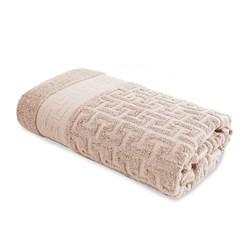 Махровое полотенце СТ Коринф м5021_05 M 45*90 беж