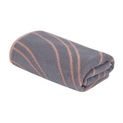 Махровое полотенце CТ Шайн м5038_02 L 70*130 роз