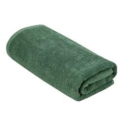 Махровое полотенце АЗ Моно м4013_03 XL 100*150 зел