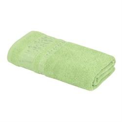 Махровое полотенце ТР Бамия м8003_03  L 70*140 зел