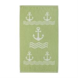 Махровое полотенце СТ Юнга м5036_03 S 30*60 зел