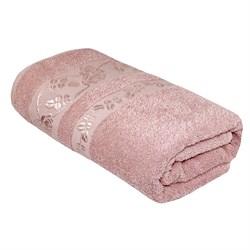 Махровое полотенце СТ Монтероссо м5023_04 L 70*130 крем