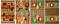 Кухонные полот Домовенок 38*64 микрофибра - фото 29159